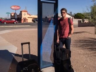 Irgendwo am Stadtrand von Tucson