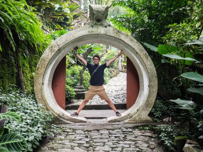 Garten Eden - Las Pozas in Xilitla.