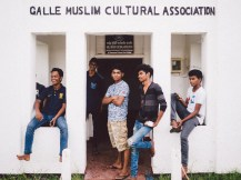 Muslims – eine Minderheit in Sri Lanka.