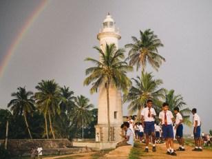 Der alte Leuchtturm
