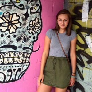 Anna maintains SCD on her travels