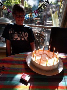 Simon's SCD birthday cake