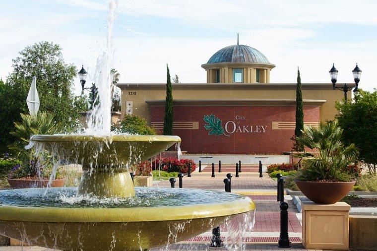 City Hall Oakley California 94561