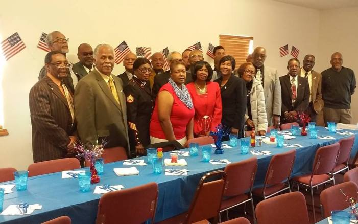 Langston City's 2016 Veterans Day Week-end Celebration