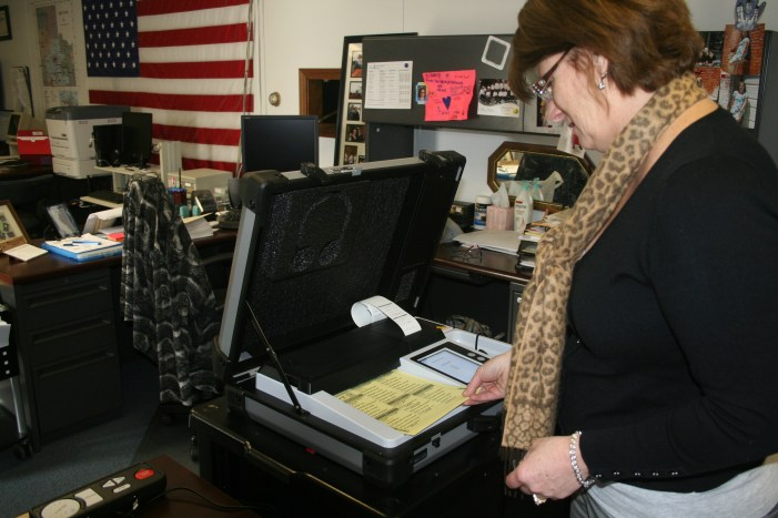 Secretary of Logan County Election Board to resign; accepts state job