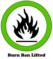 Fire chief lifts burn ban for Guthrie city limits