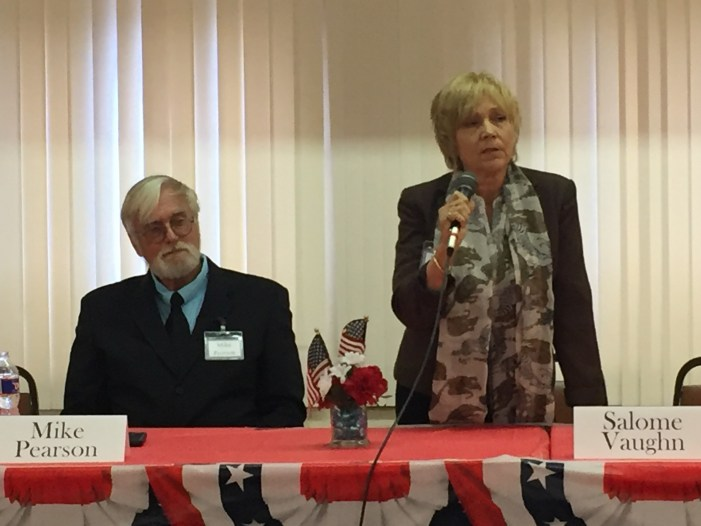 Logan County Candidate Forum 2016: District 2 County Commissioner