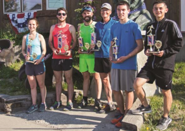 Guthrie native wins Alaska's Anvil Mountain Run