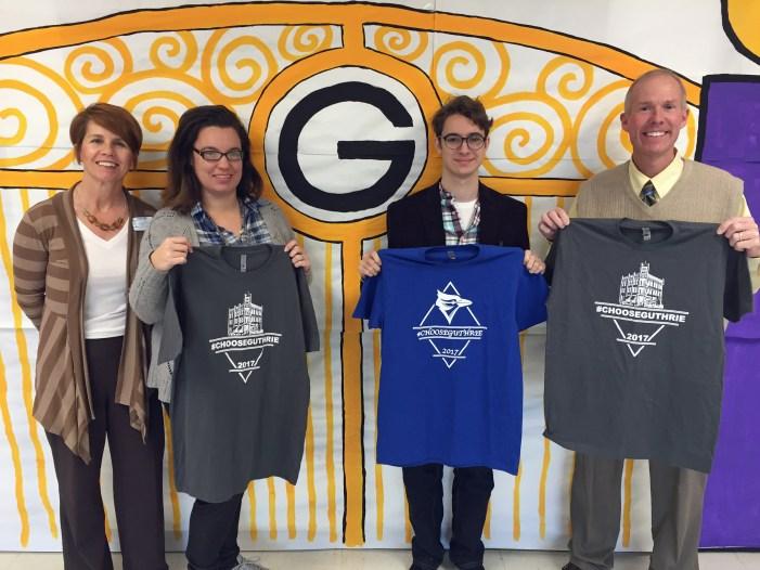 GHS senior Baylor Bukofzer wins t-shirt design for Chamber