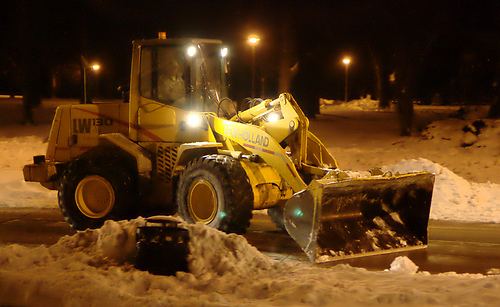 Pending weather: Priority list for sanding city roads