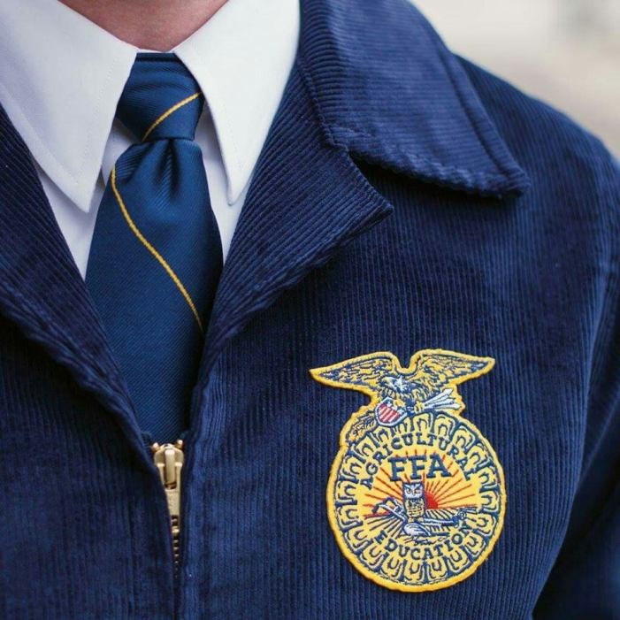 Guthrie FFA members attend leadership conference in Washington D.C.