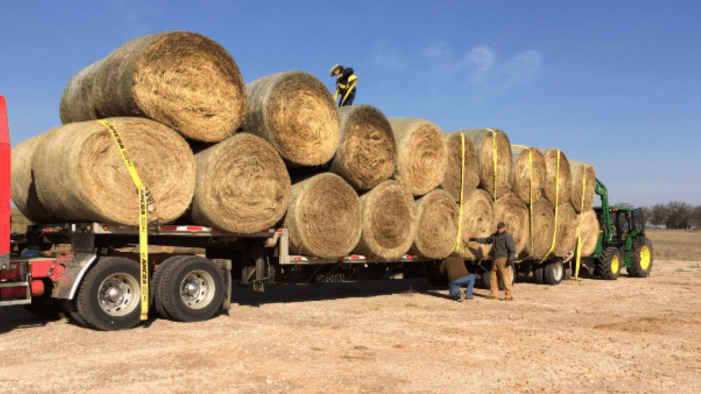 Plagg, Coburn sending hay bales, donations to wildfire victims in NW Oklahoma