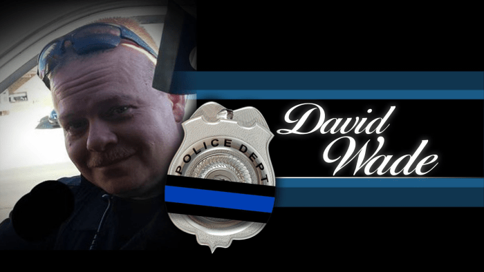 Benefit fund set up for Deputy David Wade's family at BancFirst