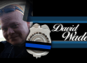 Bikers Backing The Blue to benefit David Wade's family