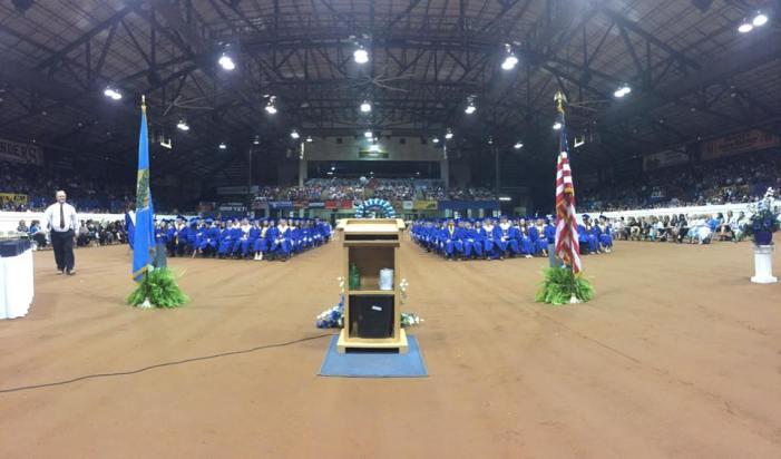 Video: 2017 Guthrie High School Graduation