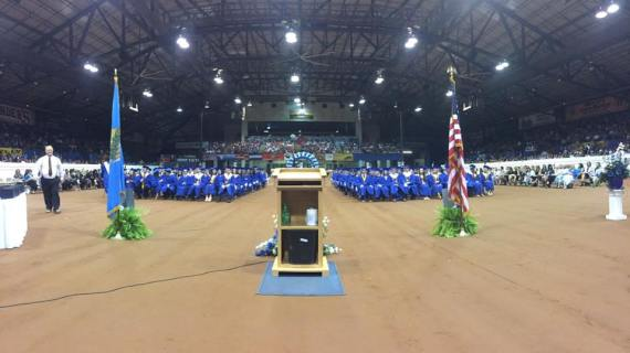 Video: 2017 Guthrie High School Graduation