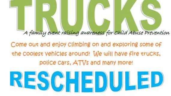 Touch The Trucks returns; raising awareness for child abuse