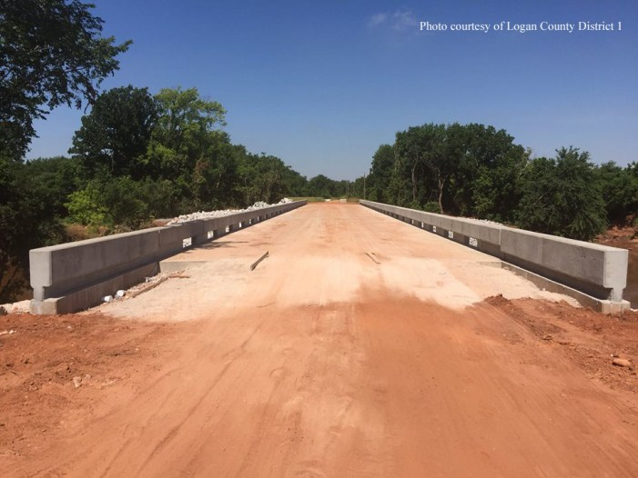 Seward Road bridge expected to open back up in July