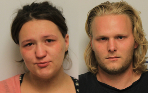Couple arrested after allegedly allowing 11-year-old to smoke meth