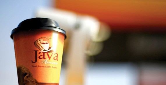 Love's Travel Stops celebrates coffee and kids for National Coffee Day
