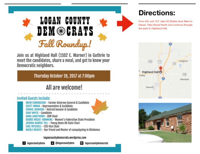 Logan County Democrats to host Fall Roundup with candidates