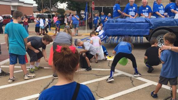 Watch the 2017 Guthrie Homecoming Parade