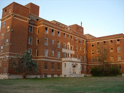 Abandoned Guthrie hospital to be converted into senior living center
