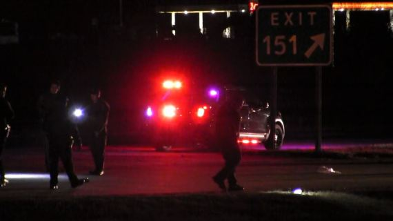 Arrest made in case involving woman found dead on interstate off ramp