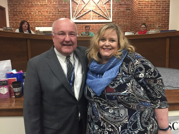 Branson named District Teacher of the Year for GPS