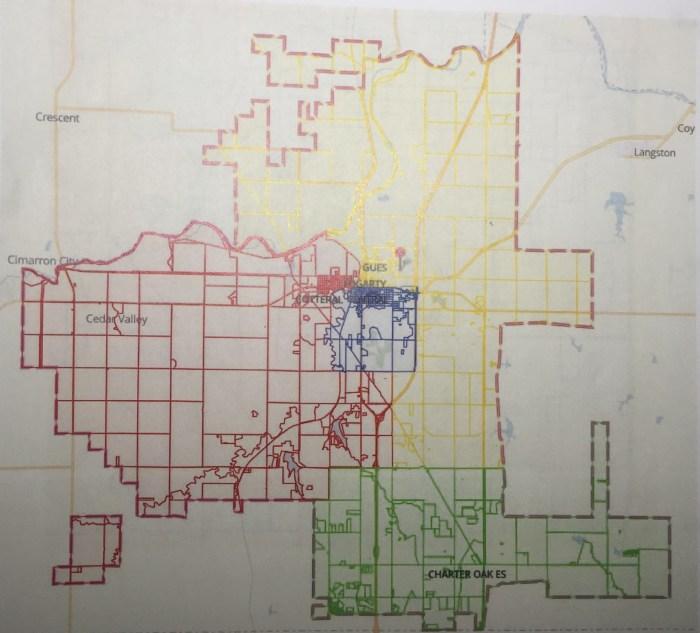 Guthrie Schools adopt elementary attendance zones
