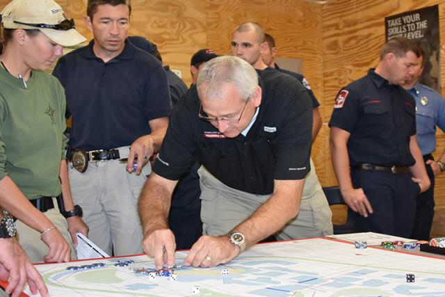 Advanced training coming to Guthrie for LEO's, fire and EMS officials