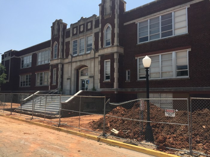 Video: Guthrie Junior High renovations now underway