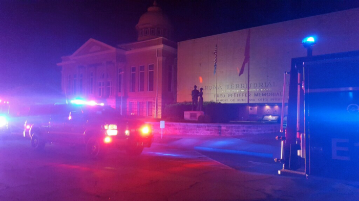 Upstairs fire extinguished in popular Guthrie museum