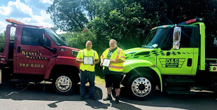 Local wrecker companies receive national certification