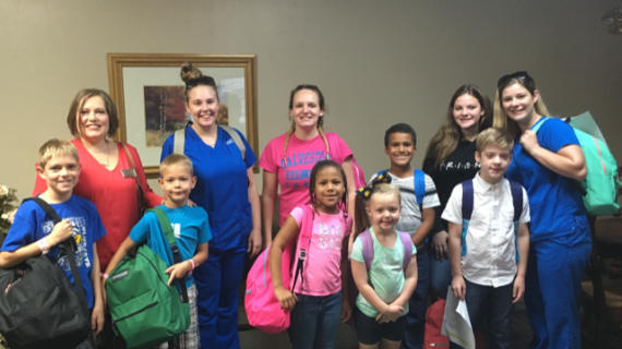 Companion Healthcare helps students with back-to-school readiness