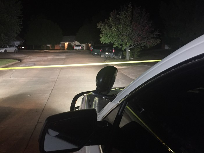 Video: Guthrie Police identify three suspects in drive by shooting