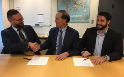GUTMA and ASTM International Sign MOU on Drone Standards