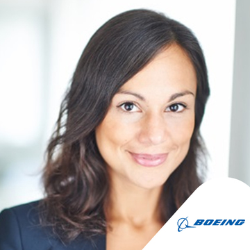 "Connected Skies: ""Telecoms and aviation need a joint plan for spectrum, encryption, performance standards and regulations"", Mildred Troegeler, Boeing NeXt"