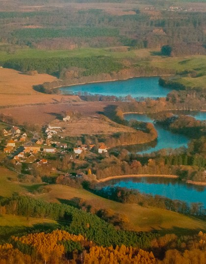 Landscape Mecklenburg Western-Pomerania