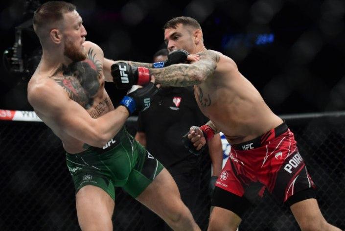 Dustin Poirier beats McGregor after doctor stoppage…