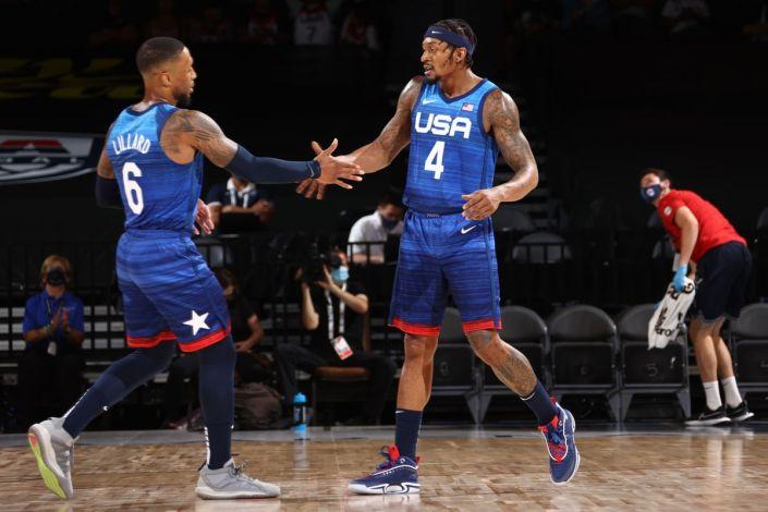Team USA basketball beats Argentina…
