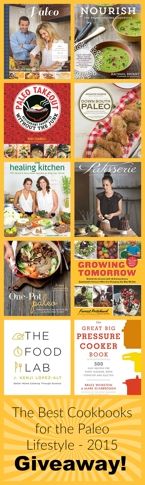 paleo cookbooks 2