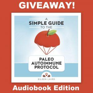 Audiobook Giveaway 1