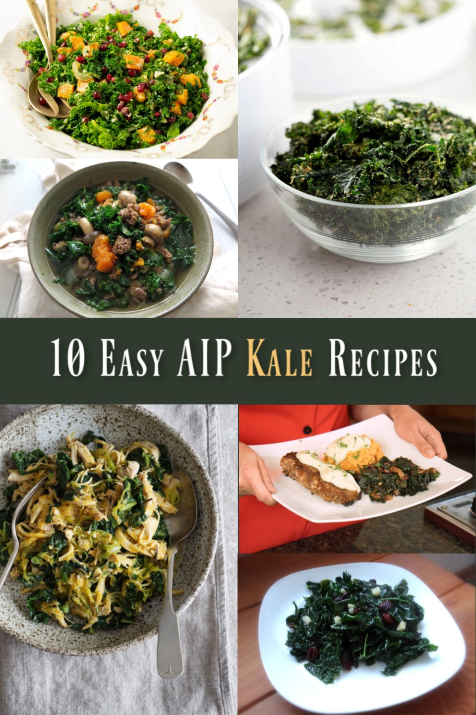 easy aip kale recipes