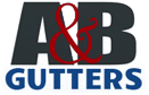 A&B Gutters Logo