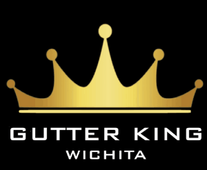 Gutter King Wichita Logo ladder safety
