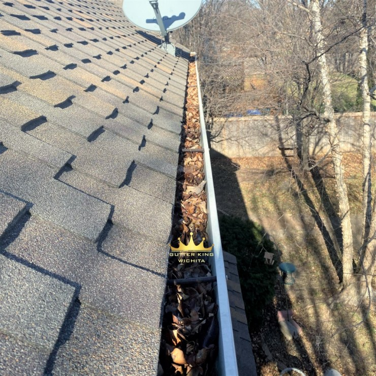 gutter cleaning wichita gutter king wichita