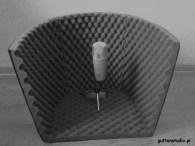 Kabina wokalowa stołowa model GTTSa