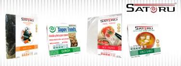 """Productos Saoru """"Gluten Free"""""""