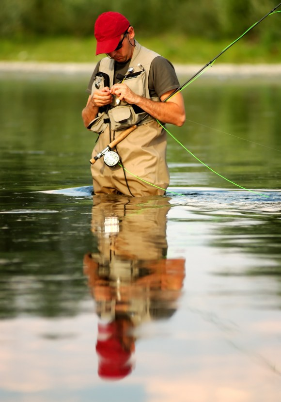 Kloofzicht Lodge fly fishing